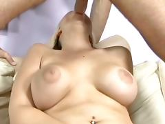 Curvy MILF with big tits likes hardcore blowjobs and sex