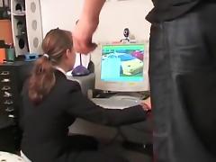 Office Girl HJ Action