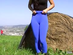 Cameltoe, Amateur, Cameltoe, Spanish, Teen, Young