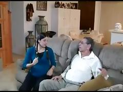 girlPregFucksGrandpa porn tube video