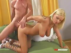 Doggystyle, Big Tits, Blonde, Couple, Doggystyle, Hardcore