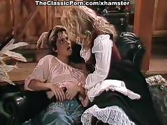Tracey Adams, Mike Horner, John Leslie in classic sex clip