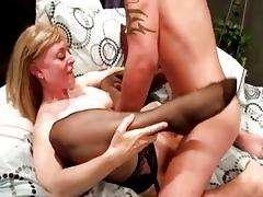 Mothers & sons - Nina Hartley tube porn video