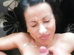Super big facial porn tube video