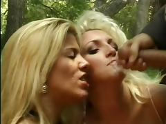 Blonde Facial Triple Cock Date ASHLEY ANNE 2nd Half of vid porn tube video