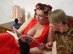 Olga Busty Mature. porn tube video