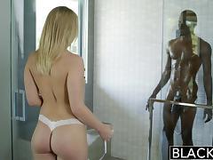 Monster Black Cock Creampies Blonde Teen Dakota James tube porn video