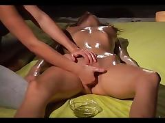 The Perfect Ass Oiled porn tube video