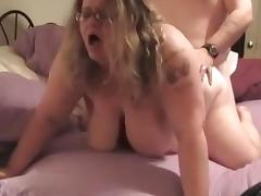 BBw getting fucked good porn tube video