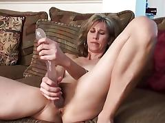 Dildo videos. When indecent women want to satisfy their wildest desires then they use dildo