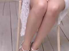 Kyouko Maki enjoys cock deep in her fresh pussy porn tube video