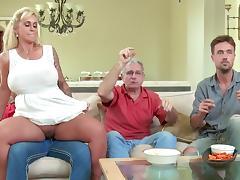Mother, Ass, BBW, Big Ass, Big Tits, Blonde