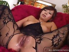 Bodystocking, Angry, Asian, Bodystocking, Couple, Hardcore