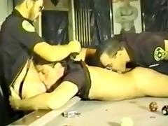 Gay Cops Fun Orgy