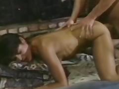 Brigitte Aime & Peter North - Backdoor Suite (1992) porn tube video