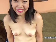 Asian, Amateur, Asian, Blowjob, Penis, POV