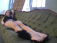 Lana slippers porn tube video