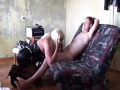 Amateur Crossdresser porn tube video