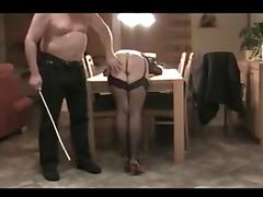 Caning, Amateur, BDSM, Caning, Punishment, Spanking
