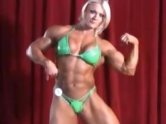 Goddess, Big Tits, Blonde, British, Muscle, Nude