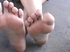 brazilian sexy feet