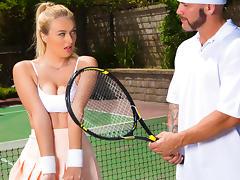 Derrick Pierce & Natalia Starr  in Let's Play