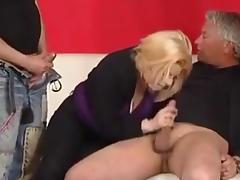 Another German plumper tube porn video