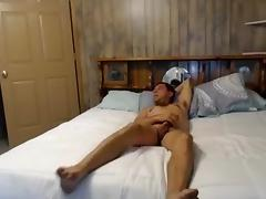 Daddy Gets Caught Stroking Hotmoza tube porn video