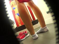 Espiando en Vestidores #09 porn tube video