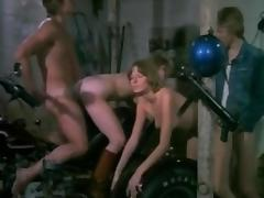 Danish Vintage tube porn video