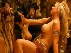 HAREM porn tube video