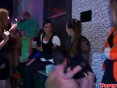 Real party amateur blonde fucks dick in club porn tube video