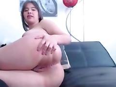 Foxtail Latina tube porn video