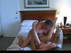 Naughty Allie and friends 4some