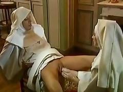 Horny Nuns tube porn video