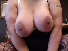 Black hair and big tits porn tube video