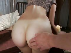 sensual slut gets dominated