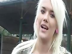 Danish Erika solo 1 + oral job