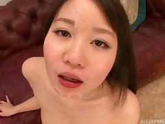 Rough, Asian, Big Tits, Bitch, Blowjob, Bra