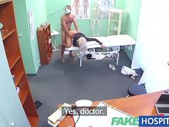 FakeHospital Doctor fucks busty porn star tube porn video
