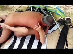Beach, Amateur, Beach, Cuckold, Mature, Wife