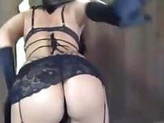 Mom's chastity slave porn tube video