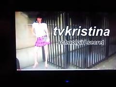 Prostate Cum with tvkristina tube porn video