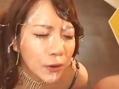 FACES OF CUM  : Rino tube porn video