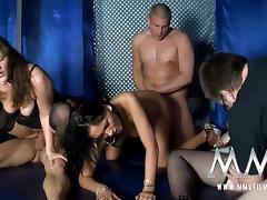 MMV FILMS German Teen Swingers porn tube video
