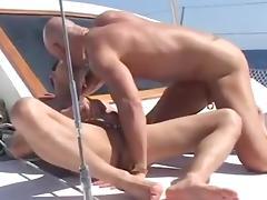 Rock the boat tube porn video