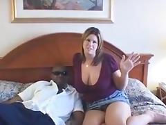 Lovely BBW porn tube video
