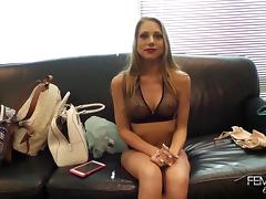 Mistress Shawna Lenee BTS interview tube porn video
