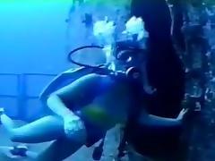 Wreck Scuba Diver In Bikini tube porn video