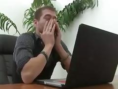 Work Interrupted tube porn video